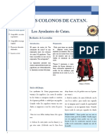 Reglas para expansion Ayudantes Catan