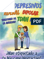 Guia Para Padres de Hijos Con Diagnostico de Tdah Hiperactividad