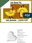 Uni Duni Te, um poema pra você !