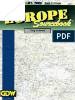 Eastern Europe Sourcebook