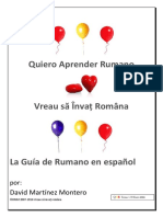 Quiero Aprender Rumano 1-50