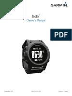 Tactix Manual