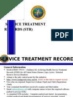 Service Treatment Record