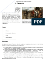 Capitulaciones de Granada - Wikipedia, La Enciclopedia Libre