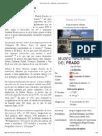 Museo Del Prado - Wikipedia, La Enciclopedia Libre