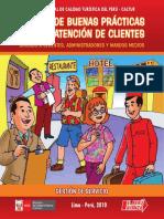 Manual de Buenas Practicas Atencion Al Cliente