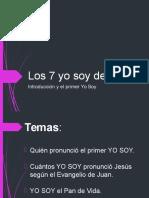 1er Yo Soy el Pan.ppt
