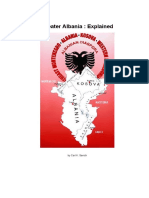 Carl K. Savich-Greater Albania