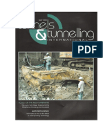 2008. Barton-A Unique Metro Accident in Brazil. Tunnels and Tunnelling International
