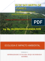 CLASE 1. Ecologia 2014