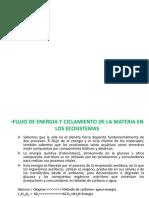 Clase 3. Ecologia 2014
