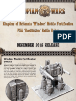 December 2015 Release Dystopian Wars
