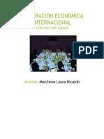 Integración Económica Internacional