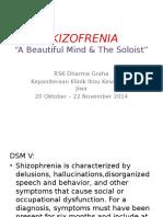 Skizofren Presentation