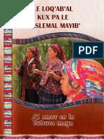 El Amor en La Cultura Maya
