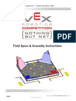 VRC Nothing but Net Field Specifications 20150408