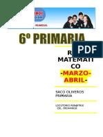 RAZ MATEM (Marz Abril)