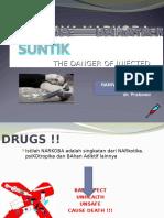 narkoba suntik