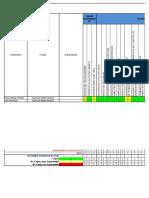 Matriz de Capacitación Supervisor de Mantenimiento Mecánico - PLUSPETROL
