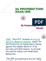 A.p.general Provident Fund Rules