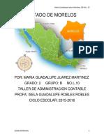 Estado de Morelos