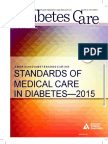 276037533 Standards of Medical Care in Diabetes 2015