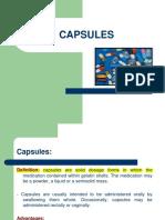 Capsules V