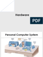 Introduction to computer - ( Hardware )