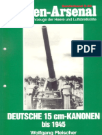Waffen-Arsenal S-50 - Deutsche 15 cm-Kanonen bis 1945