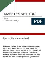 Diabetes Melitus Ppt