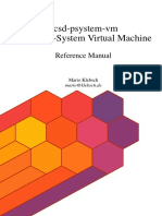 UCSD p-System Virtual Machine Reference Manual version 0.11