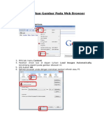 Panduan Seting Browser