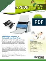 Medi 7000 Brochure
