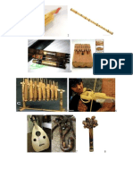 Bamboo Musical Intrument