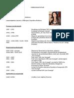 Loretta Handrabura CV