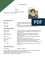 Svetlana Dogotaru CV