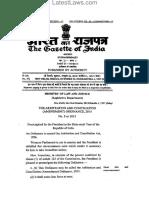Arbitration and Conciliation (Amendment) Act,2015