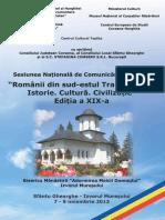 Românii Din Sud-estul Transilvaniei.