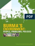 Burma Environment Problems