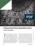 Experiential Tantra