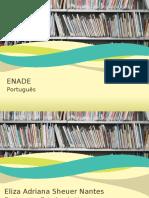 Enade Portugues