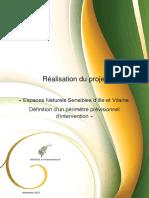 Projet Kallima Environnement Final