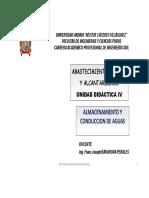 Unidad Didactica IV Abastecimiento 2015 Kkkkkkkkkkkkk