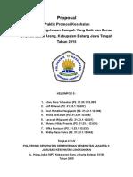 Contoh Proposal Penyuluhan Workshop Pengelolaan Sampah