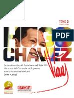 Hugo Chavez - Discursos Tomo 3
