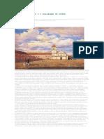 A Cidade Colonial e o Paradigma Da Ordem
