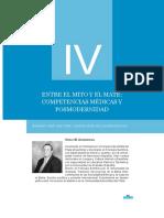 Entre El Mito y El Mate Competencias Med