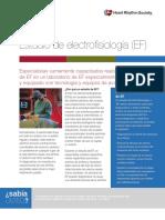 Estudio de Electrofisiologia