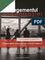 2014 MANAGEMENTUL ORGANIZATIEI
