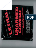 Lethal Unarmed Combat Secrets of Self Defense Harris